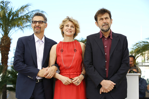 1 Film crew - Photocall - Mia Madre (My Mother) © FDC : Cyril Duchene - Cannes 2015
