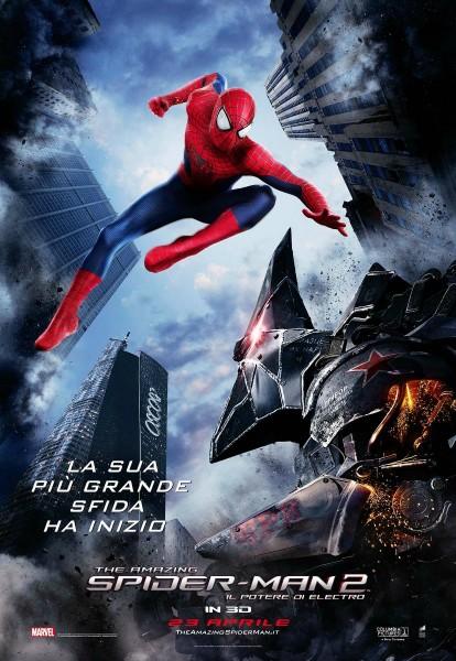 27648-The-Amazing-Spider-Man-2-Il-Potere-di-Electro-Locandina-Poster