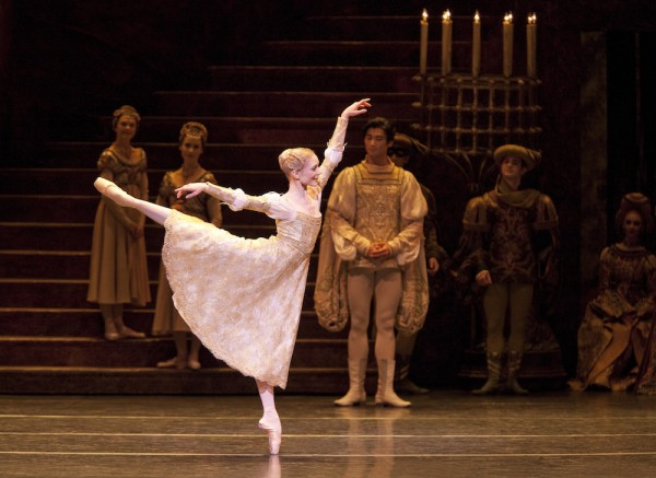 ROMEO AND JULIET ;  Royal Ballet ; February 2010