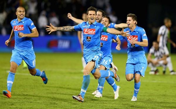 Juventus FC v SSC Napoli - 2014 Italian Super Cup
