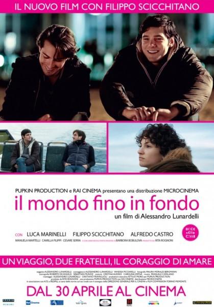 5353-IL-MONDO-FINO-IN-FONDO-Locandina-Poster