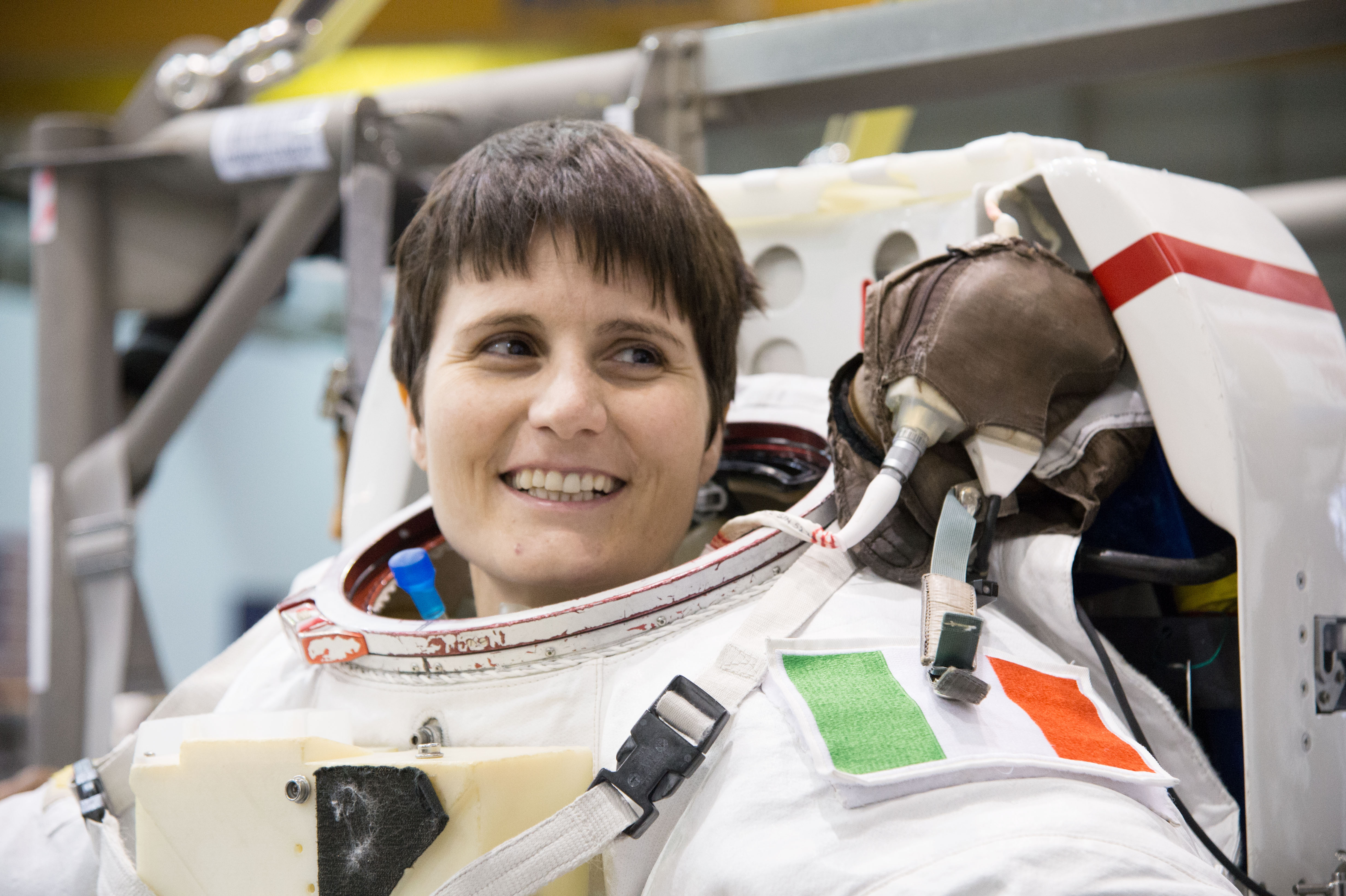 Astrosamantha, the Space Record Woman (2016) - IMDb