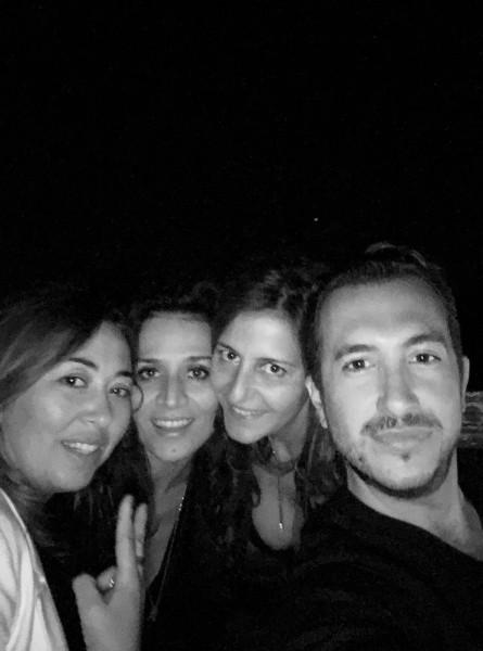 Alessandra Franco, Chiara Civello, Paola Spinetti e Sandro Rubini342