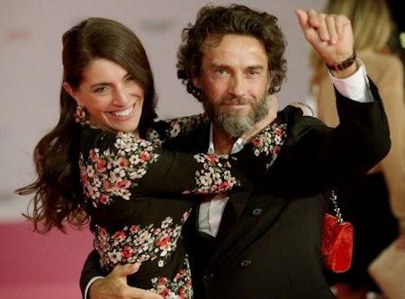 Alessio Boni e Caterina Murino