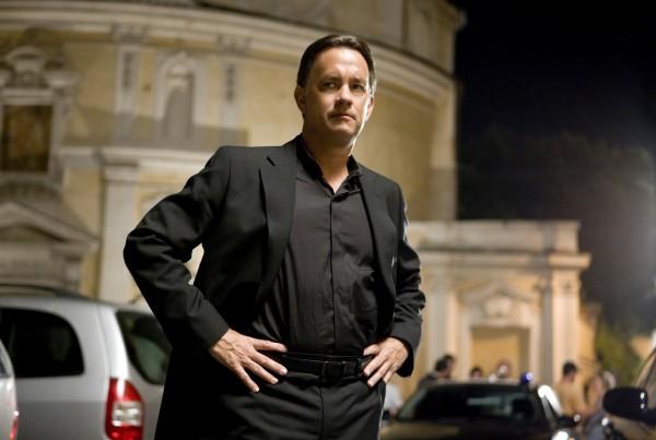 "Tom Hanks stars in Columbia PicturesÕ suspense thriller ""Angels & Demons."""