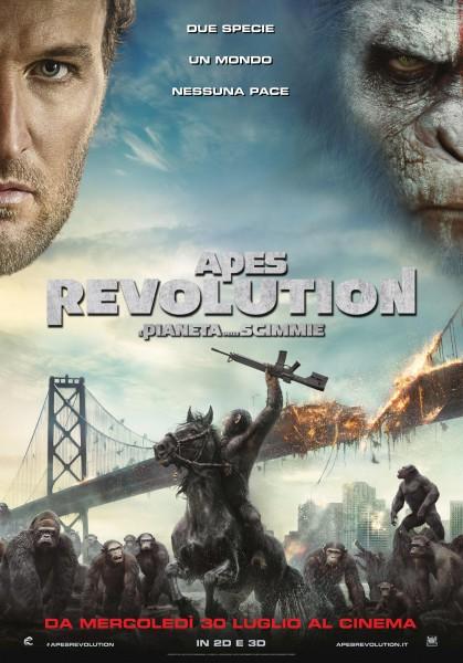 Apes-Revolution-Il-pianeta-delle-scimmie-poster-locandina-2014