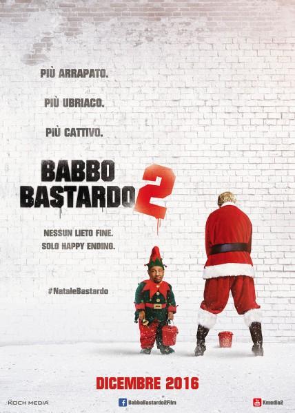 Babbo-Bastardo-2-teaser-poster-2016
