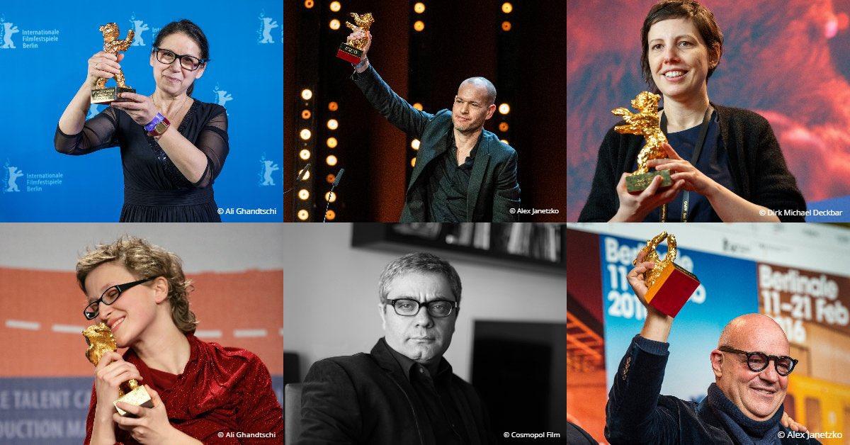 Berlinale 2021: sei Orsi d'Oro in giuria   RB Casting