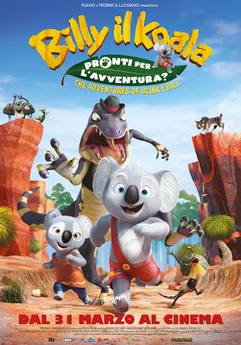 Billy-il-Koala-trailer-poster-2016