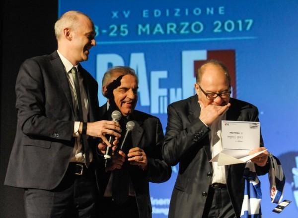 Cinema: Baff; a Verdone figurina Panini dopo 57 anni ricerca