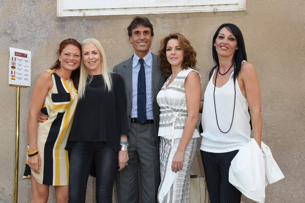 Mariarosaria Melia;Federico Coccia;Claudia Gerini;Svetlana Celli