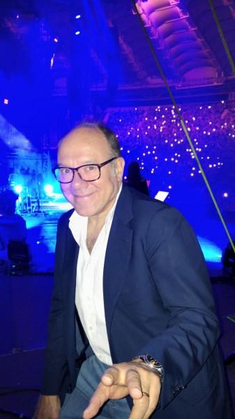 Carlo-Verdone-concerto-Stadio-Olimpico-Roma-Andonello-Venditti-2015-foto-1