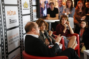 Claudia-Gerini-Carlo-Verdone-Laura-Delli-Colli-Ciak-si-Roma-il-Gioco-de-Lotto-RB-Casting-Festival-di-Roma-2014