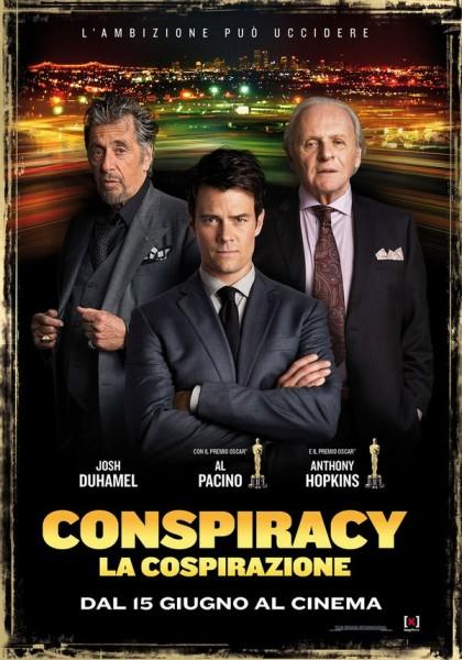 Cospiracy-La-Cospirazione-poster-locandina-manifesto-2016