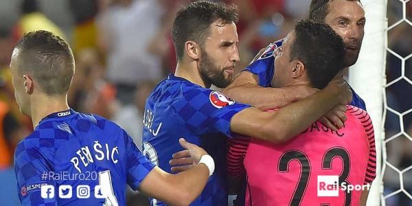 Croazia-Spagna-Euro-2016
