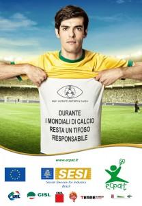 Dont-look-away–Non-voltarti-dall-altra-parte-Kaka-selfie-poster-Brasile-Mondiali-2014
