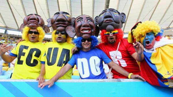 Ecuador v France: Group E - 2014 FIFA World Cup Brazil
