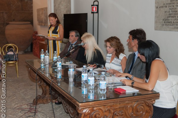 Federico-Coccia-Rosaria-Melia-Svetlana-Celli-TAGGHIAMOCI-2015-CONFERENZA-STAMPA