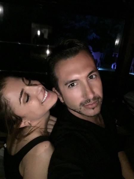 Francesca valtorta e sandro Rubini