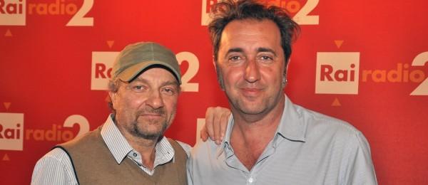 Giovanni-Veronesi-e-Paolo-Sorrentino-a-Radio-2