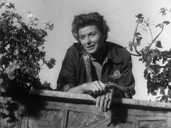Ingrid-Bergman-Siamo-donne-0235843FTG P - (c) fotogramma tratto dalla pellicola conservata presso la Cineteca Nazionale
