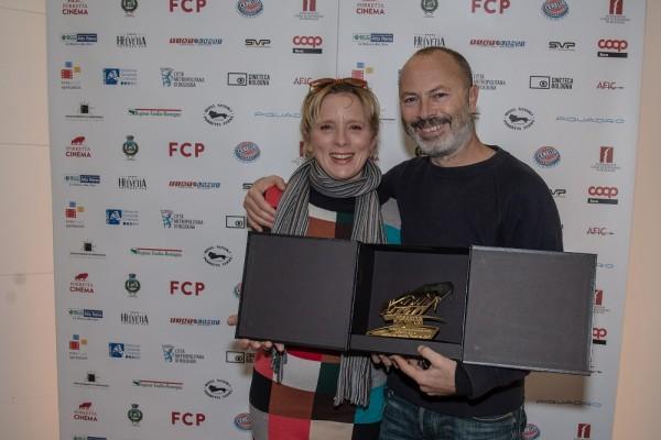 Ivano-De-Matteo-e-Valentina-Ferlan-Festival-del-Cinema-di-Porretta-2016