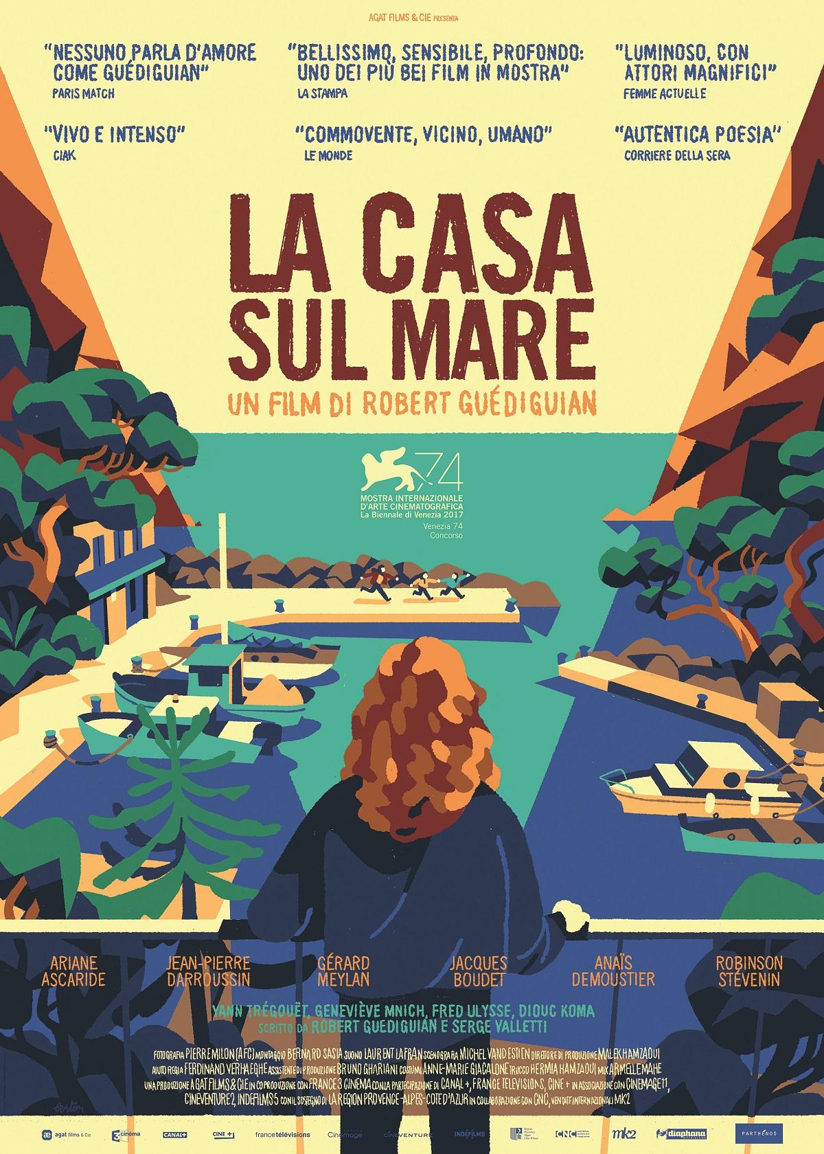 Dal 12 aprile al cinema la casa sul mare la villa un - Segreti per profumare la casa ...