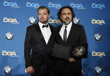 Leonardo DiCaprio, Alejandro Gonzalez Inarritu