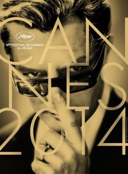 Cannes: ritratto Marcello Mastroianni su locandina ufficiale