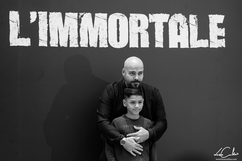 'L'immortale' film con Marco D'amore dal 5 settembre al cinema