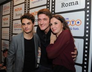 Massimiliano-Frateschi-Andrea-Lattanzi-Emanuela-Fanelli-Ciak-si-Roma-il-Gioco-de-Lotto-RB-Casting-Festival-di-Roma-2014