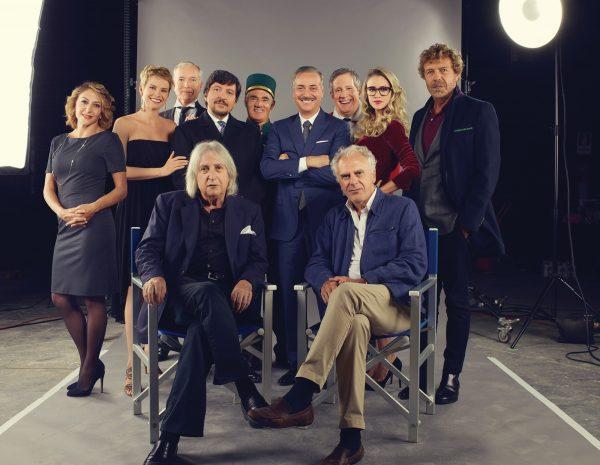 """film natale 2018 italiani Natale a 5 Stelle"""", arriva il primo film italiano di Natale di  film natale 2018 italiani"""