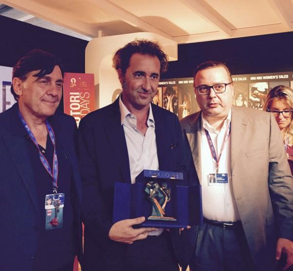 Paolo-Sorrentino-Premio-SIAE-Venezia-73-2016