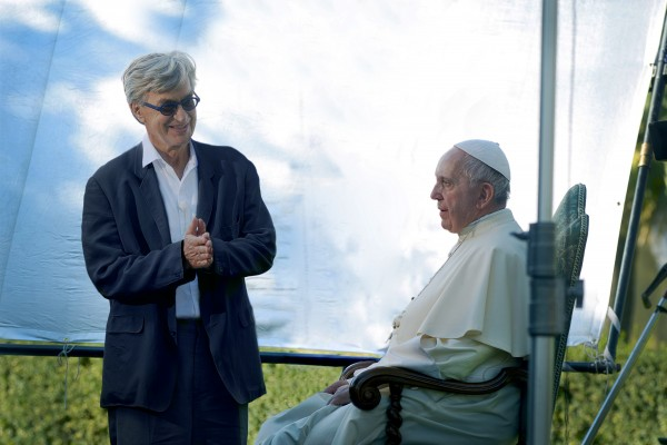Papa-Wim-Wenders-Pope-Francis–A-Man-of-His-Word-foto-Arturo-Delle-Donne-2017