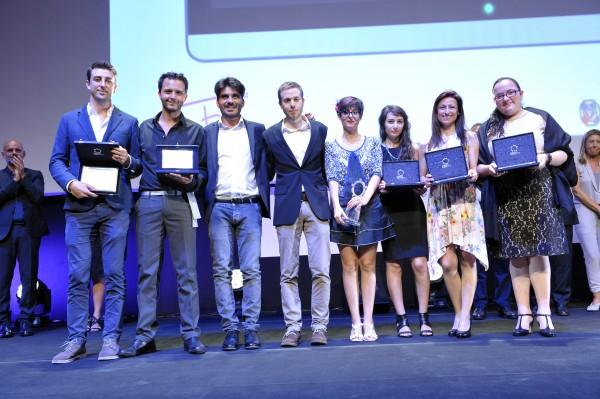Roma Fiction Fest 2014-premiazione premio bixio