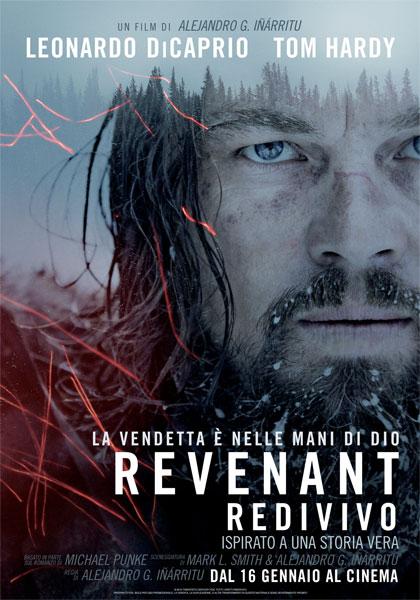 Revenant-Redivivo-Poster-Locandina-2016