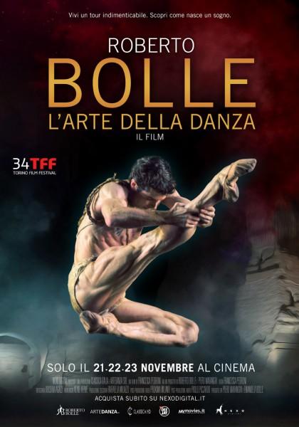 Roberto-Bolle-POSTER-LOCANDINA-2016