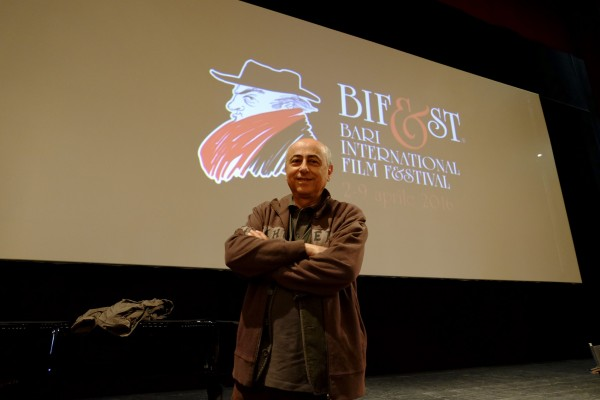 Roberto-Faenza-Bari-Bifest-2016