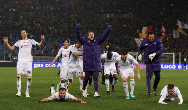 AS Roma v ACF Fiorentina - TIM Cup