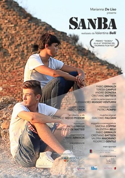 SANBA-Poster-Locandina-383837