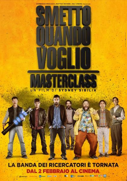 SQVM-Smetto-Quando-Voglio-Masterclass-Poster-Locandina-2016-11