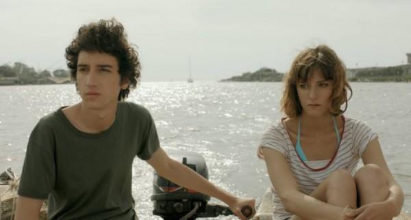 Short skin, Matteo Creatini e Francesca  Agostini in una scena del film