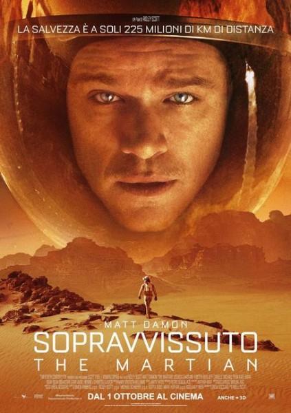 """Sopravvissuto - The Martian: Nuova featurette in italiano """"Tre Mondi"""