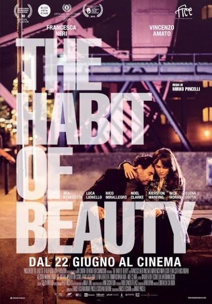 The-Habit-of-Beauty-poster-locandina-2017