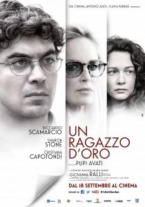 UN-RAGAZZO-D-ORO-film-Pupi-Avati-Locandina-Poster