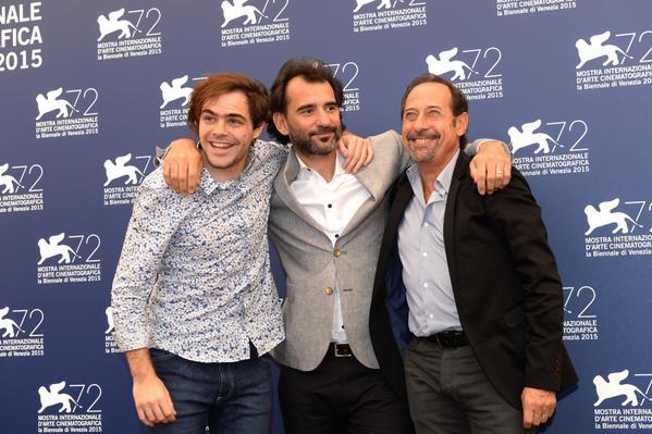 Venezia-72-Pablo-Trapero-Peter-Lanzani-Guillermo-Francella-EL-CLAN-2015