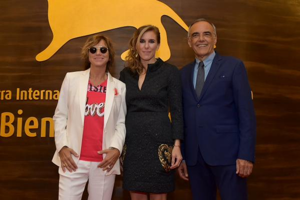 Venezia-72-Red-Carpet-AMY-BERG-GIANNA-NANNINI-ALBERTO-BARBERA-JANIS-2015