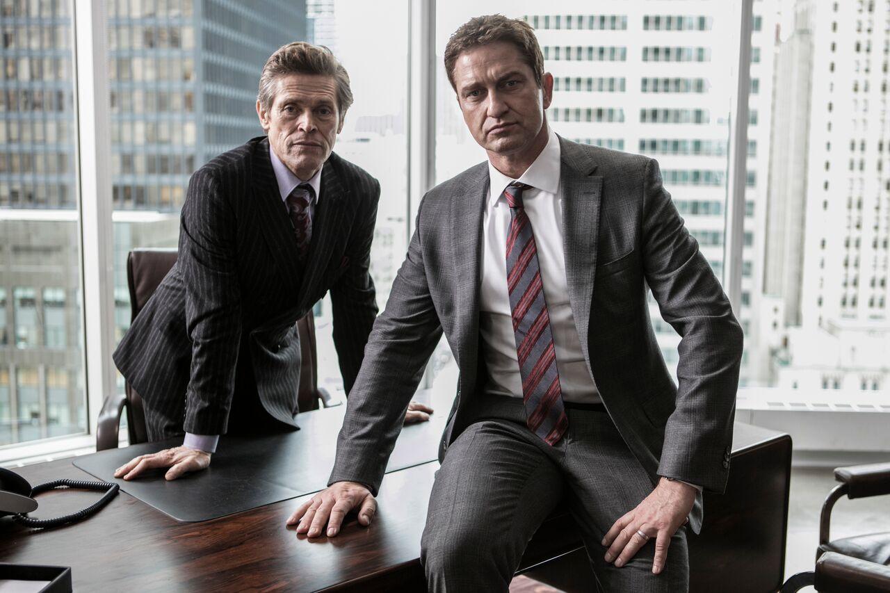Gerard Butler e Willem Dafoe, dal 24 maggio al cinema
