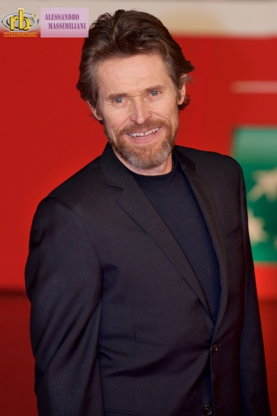 Willem-Dafoe-red-carpet-Festival-di-Roma-foto-di-Alessandro-Massimiliani-2014