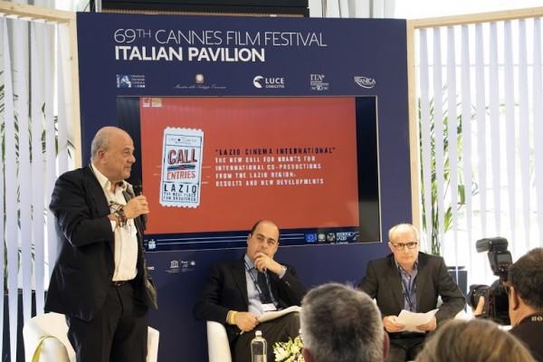 accordo-cannes-nicola-zingaretti-roma-lazio-film-commission-2016